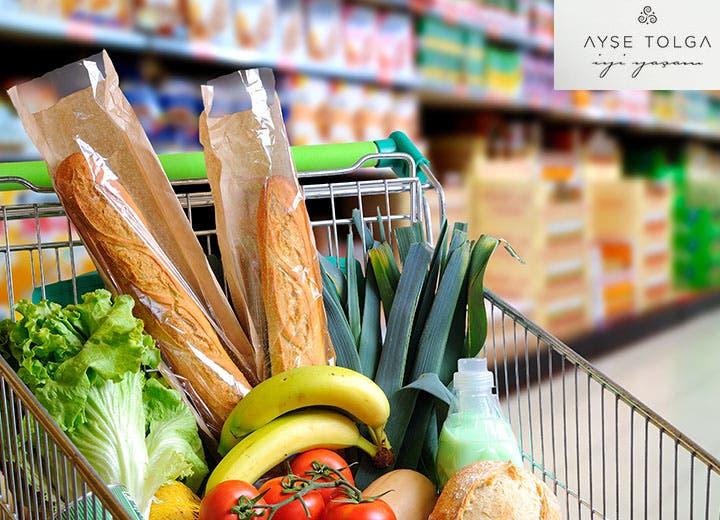 Vegan alışveriş rehberi