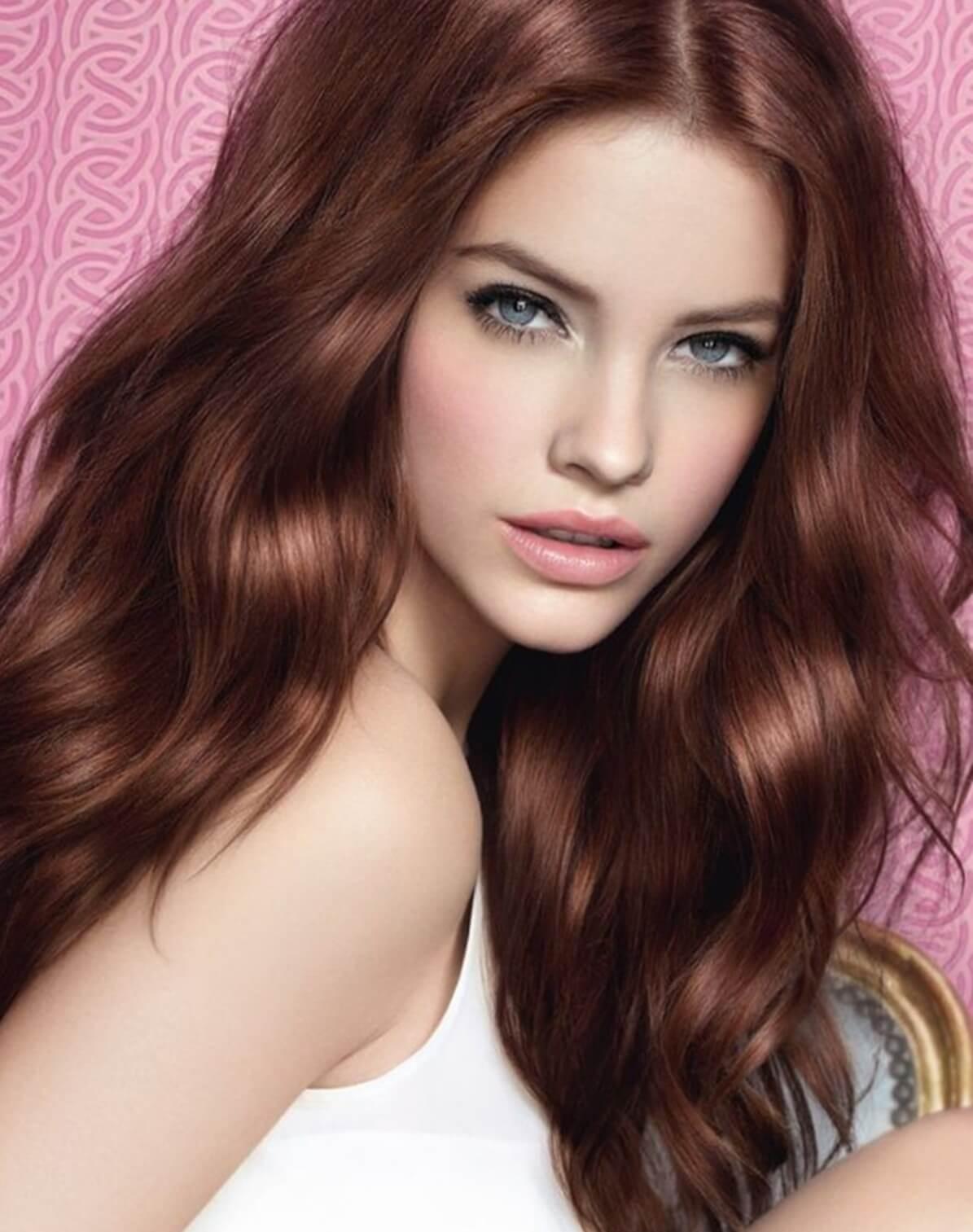 Uzun düz saç kesimi modelleri