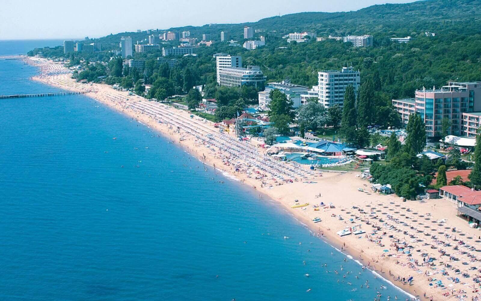 Bulgaristan Sunny Beach turu - dinlenme, eğlence, gezi