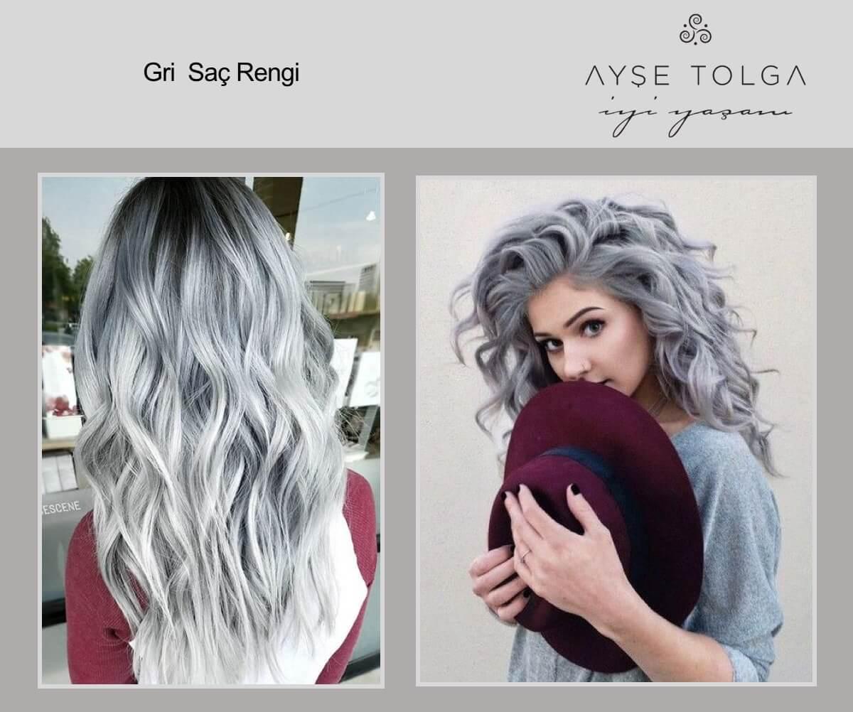 En Popüler Saç Renkleri