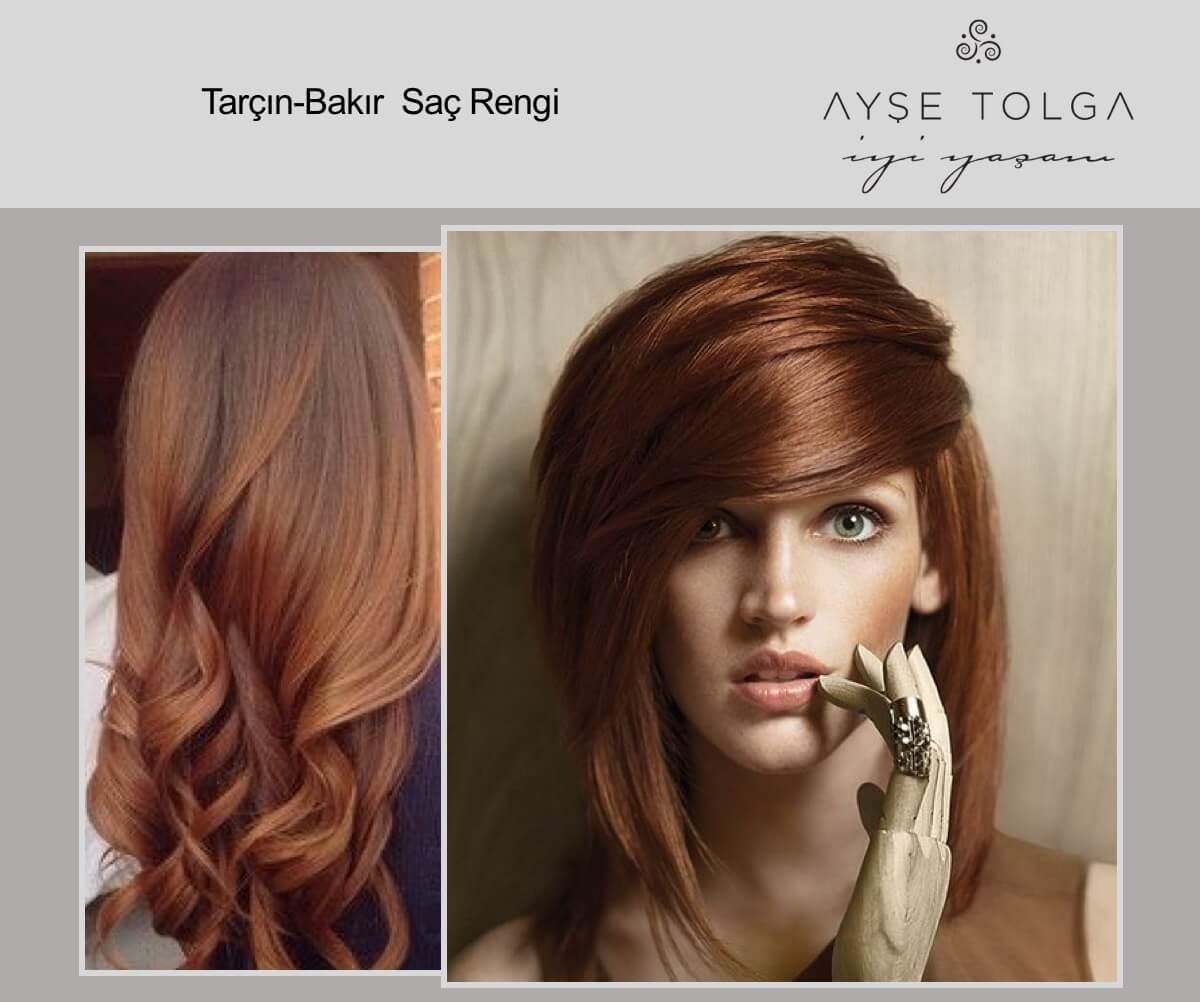 Dore Bakır Saç Renkleri