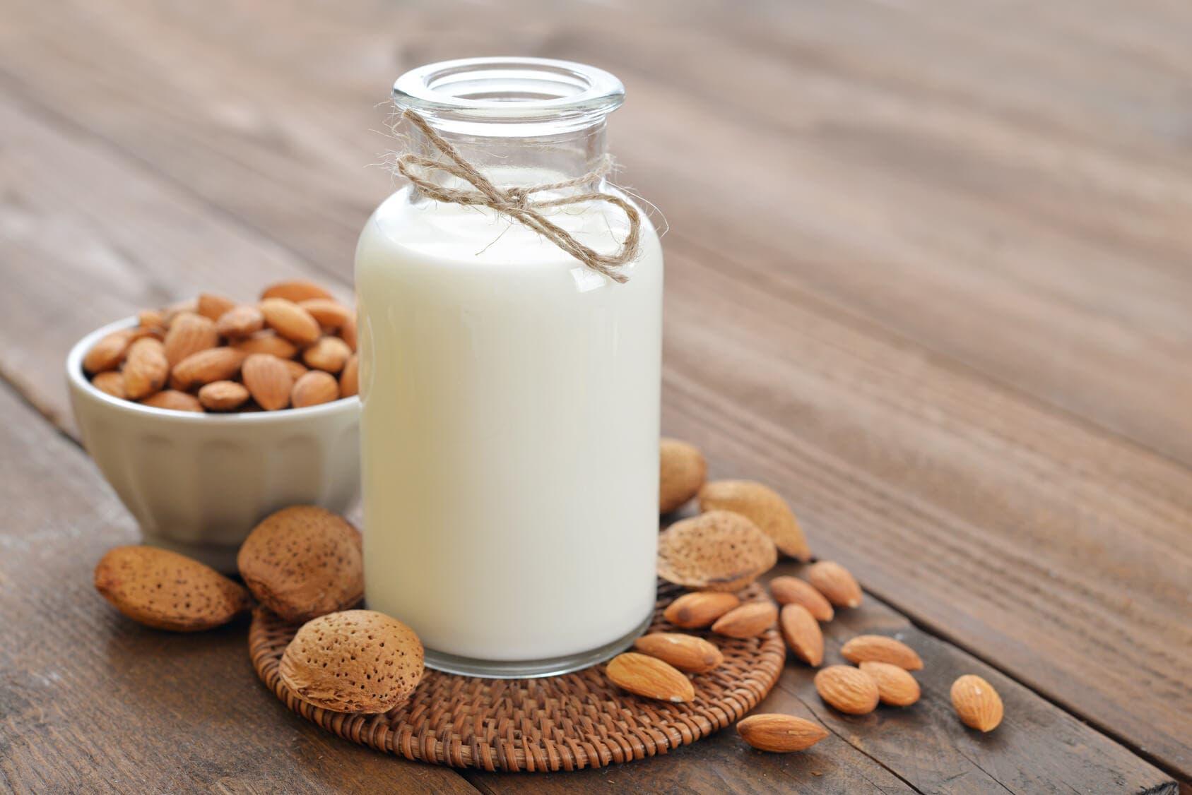 Badem Sütü Ve Mucizeleri