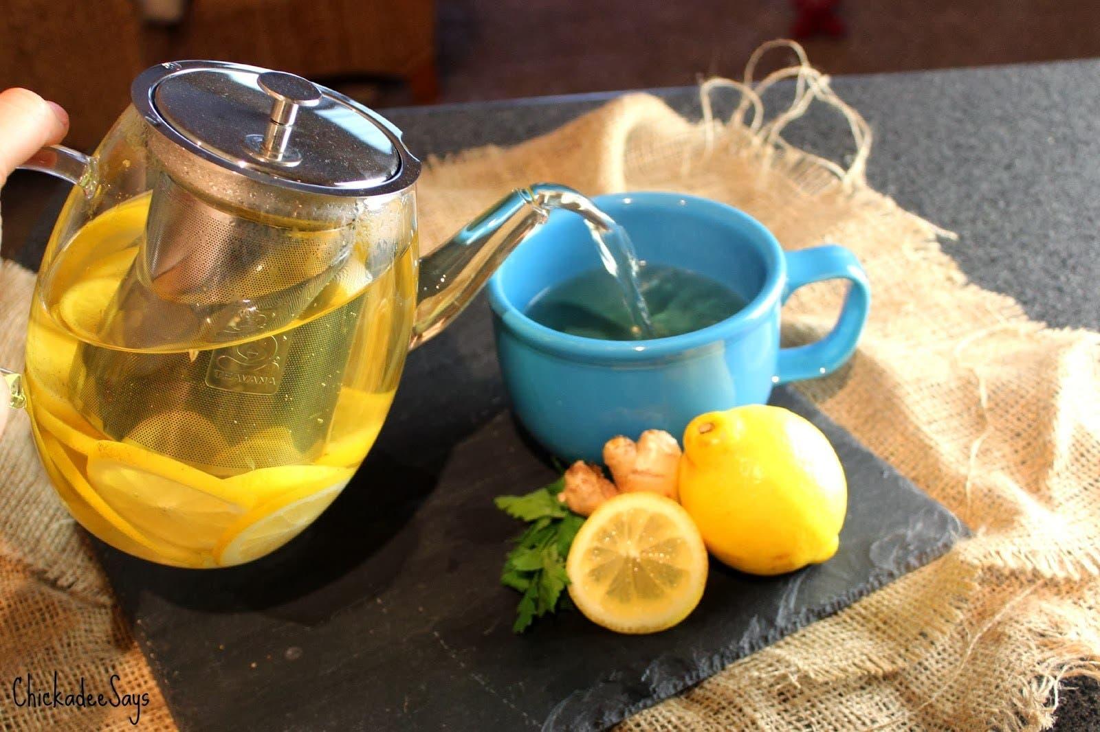 Evde Detoks Çayı Hazırlama