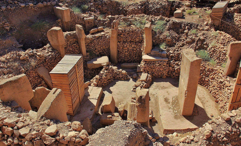 Göbeklitepe tapınağın bilinmeyen sırları