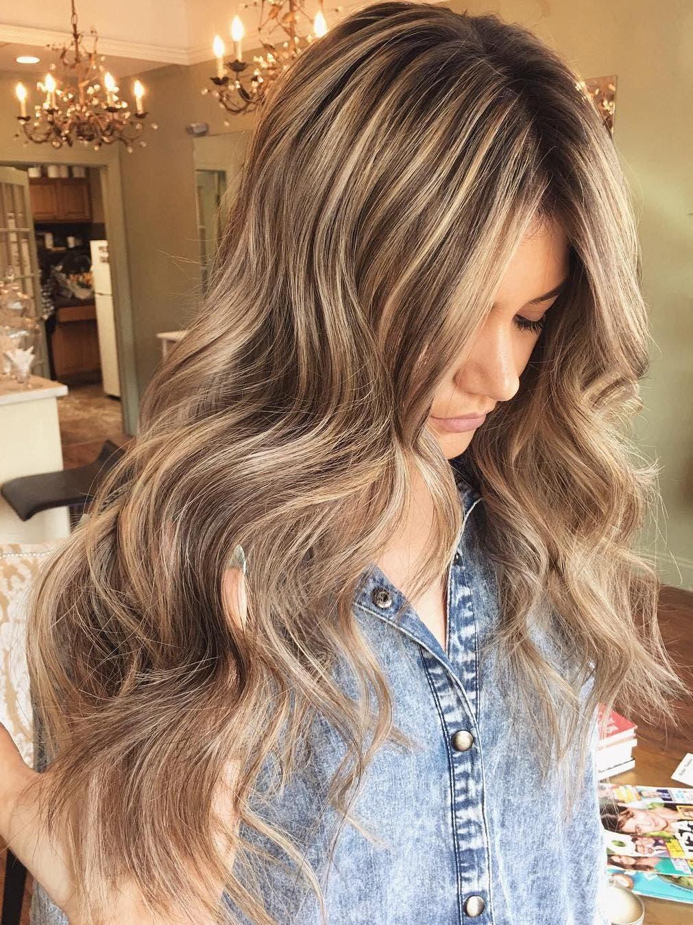 Kumral Saç Renkleri