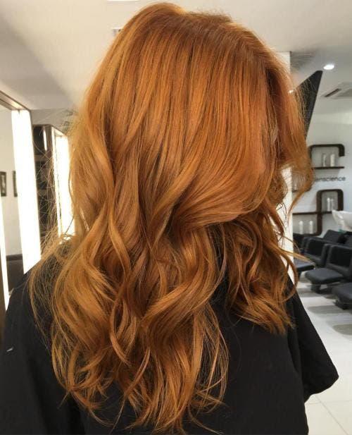 2017 2018 Yılı Için 30 Farklı Bakır Saç Rengi önerisi Ayşe Tolga