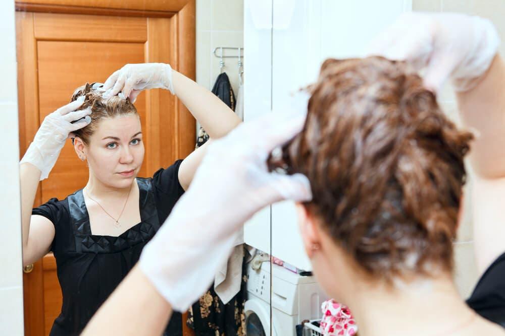 Evde Bitkisel Saç Boyası Hazırlama Ayşe Tolga Iyi Yaşam