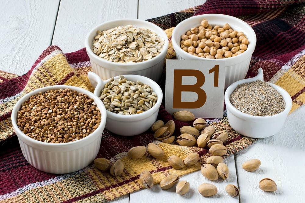 B1 vitamini: kullanın. B1 vitamini içeren ürünler