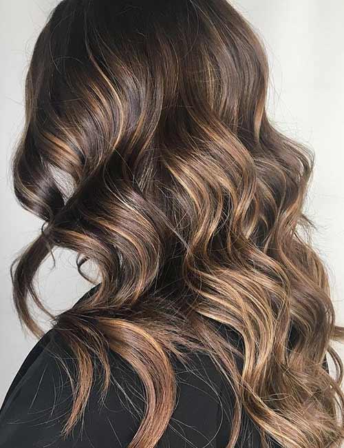 20 Muhteşem Kahverengi Saç Rengi Ayşe Tolga Iyi Yaşam
