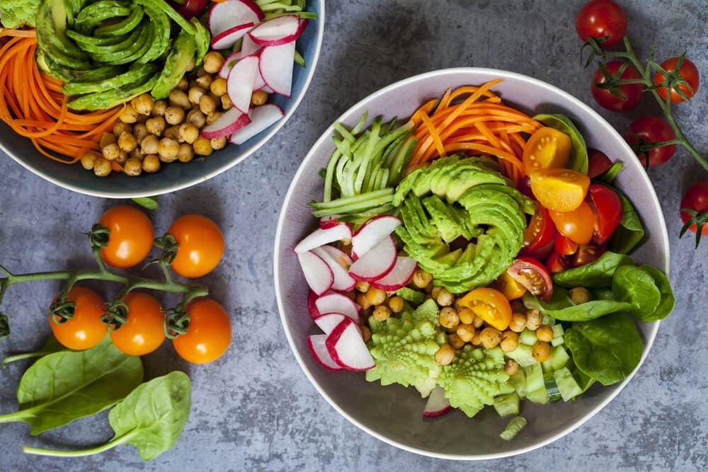 Kilo vermenize yardımcı olacak vegan gıdalar