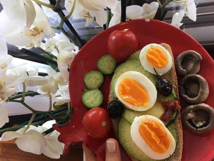 Protein deposu  kahvaltı