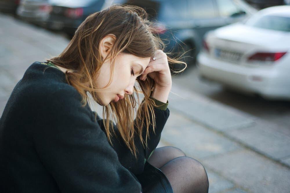 Dökülmeyen gözyaşlarının acısı