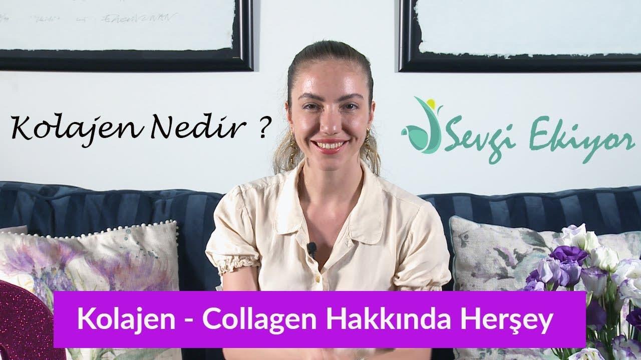 Kolajen (Collagen) hakkında herşey