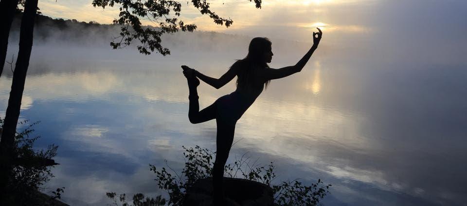 Doğada yoga yapmanın faydaları