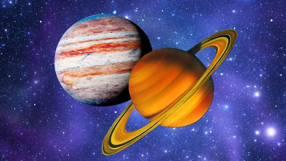 Büyük kavuşum: Jüpiter-satürn kavuşumu ve yeni başlangıçlar