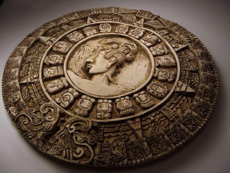 Maya takvimine göre dünyanın sonu bu yıl bitmeden gelebilir
