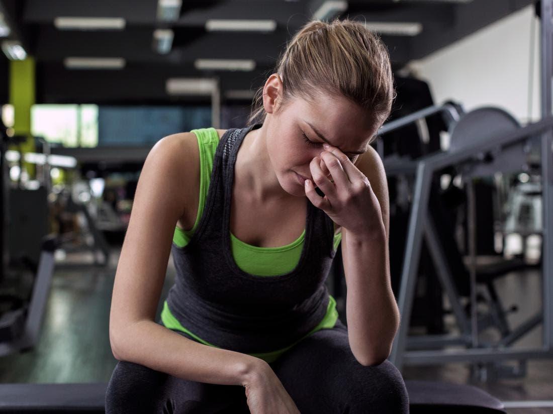 Spordan sonra baş ağrısının sebepleri ve çözümleri