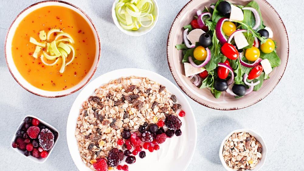Volümetrik diyet ile yiyerek kilo verin!