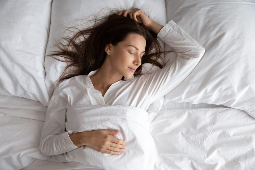 1 Dakikadan kısa sürede uykuya dalmanın yolları