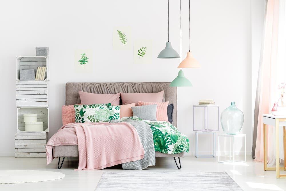 Yatak odanızı güzelleştirmeniz için 14 öneri