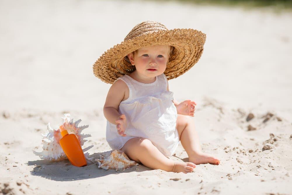 Bebekleri güneşten koruma yöntemleri