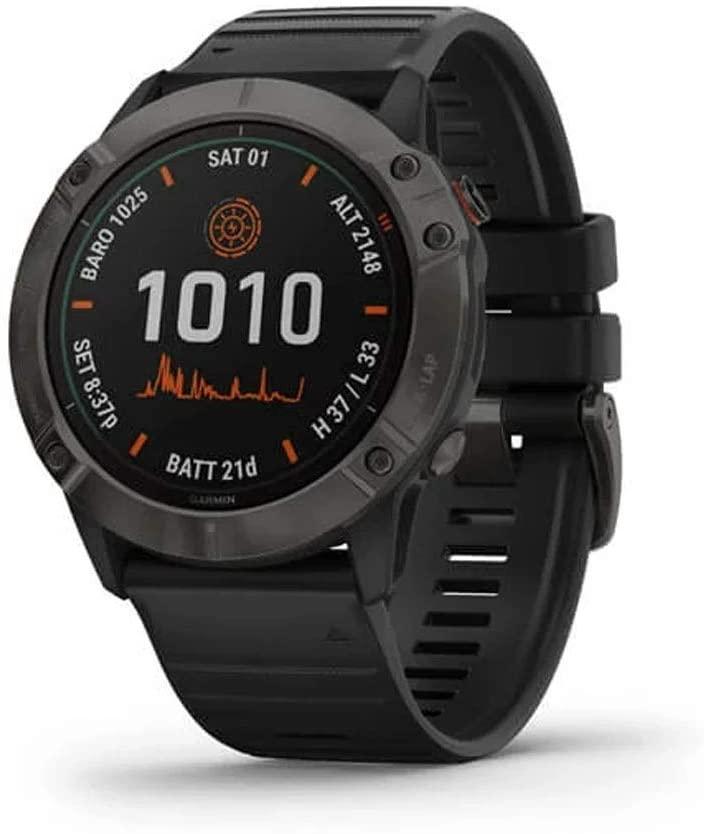 Garmin Fenix 6X Pro akıllı saat