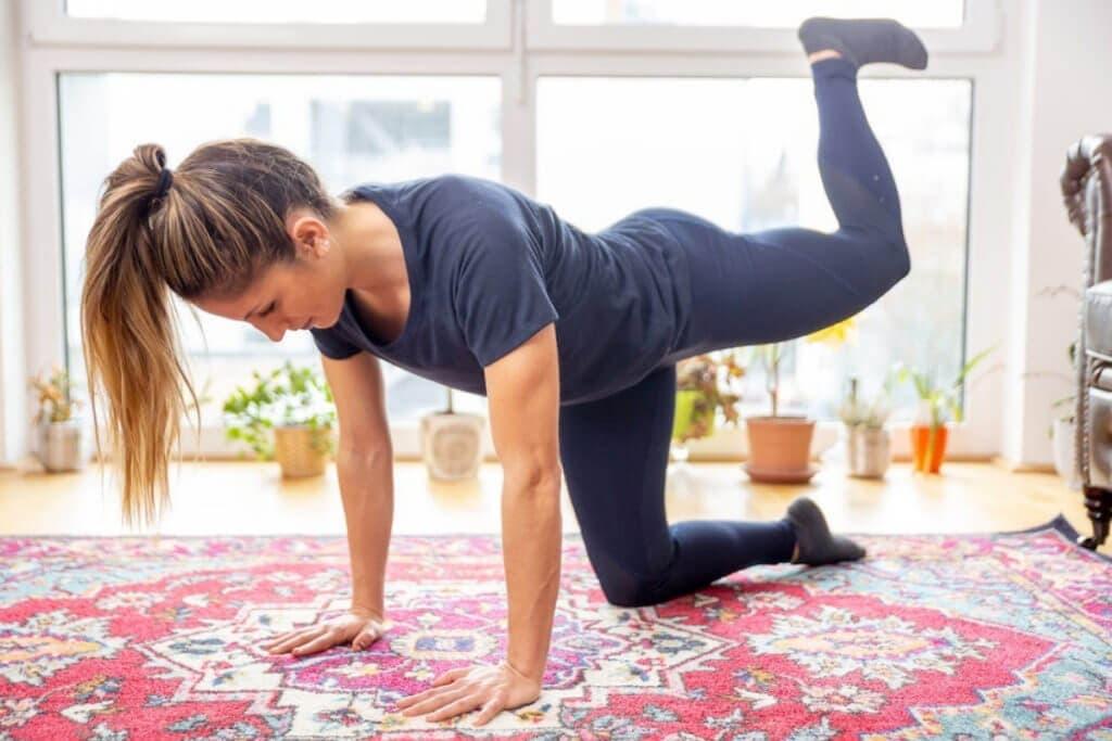 Kalça kasları için en iyi 15 egzersiz