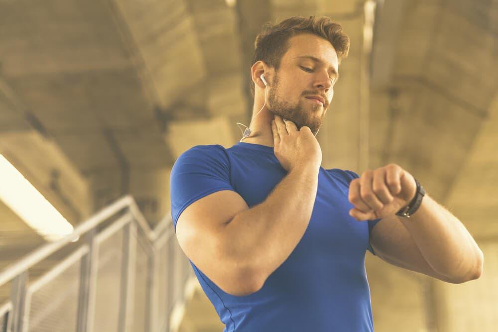 Egzersiz sırasında nabız ölçümü