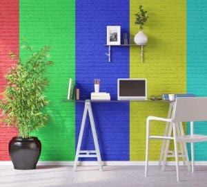 rengarenk çalışma odaları