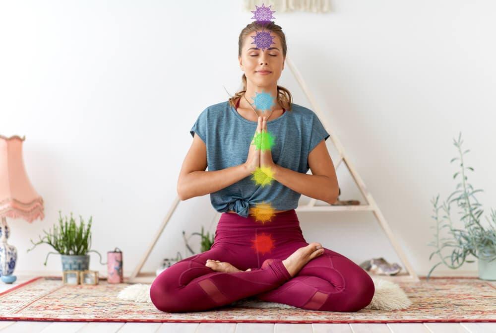 çakra meditasyonu