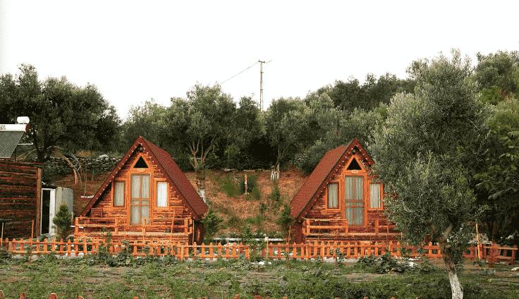 kaz dağları bungolov ev