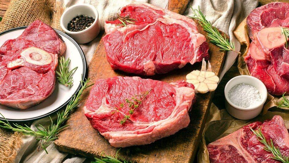 Yağsız et ve proteinler