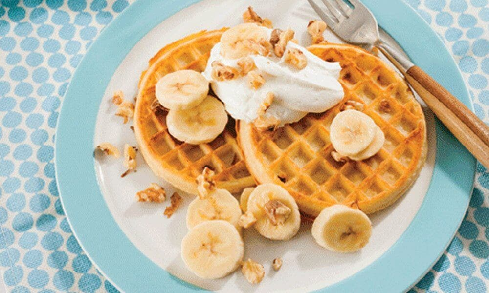 muzlu waffle